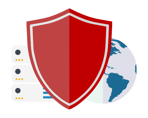 Security with custom Managed Hosting
