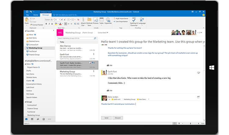 Office 365 Outlook